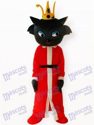 Costume de mascotte adulte Red Wolf Animal