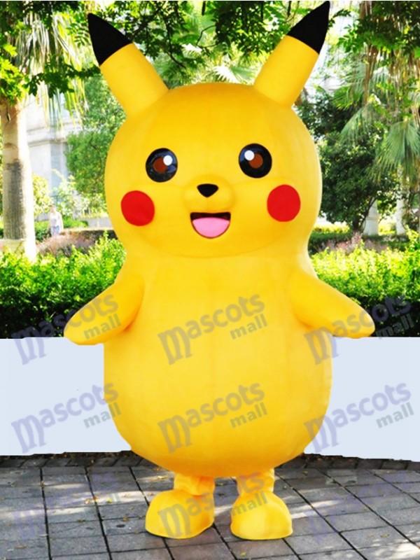 Prêt pour l'expédition Pikachu de dessin animé japonais Costume de mascotte Pokémon Pokemon Go Outfit