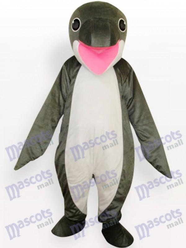 Costume de mascotte adulte de dessin animé de baleine