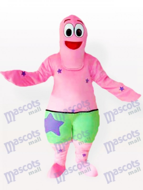 Costume de mascotte adulte Starfish Ocean