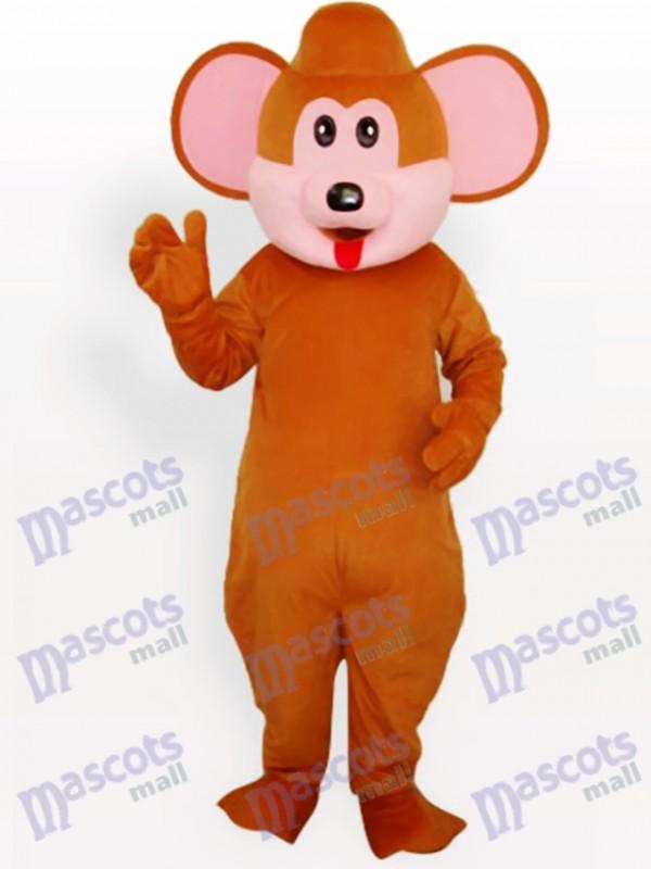 Costume de mascotte adulte animal ours