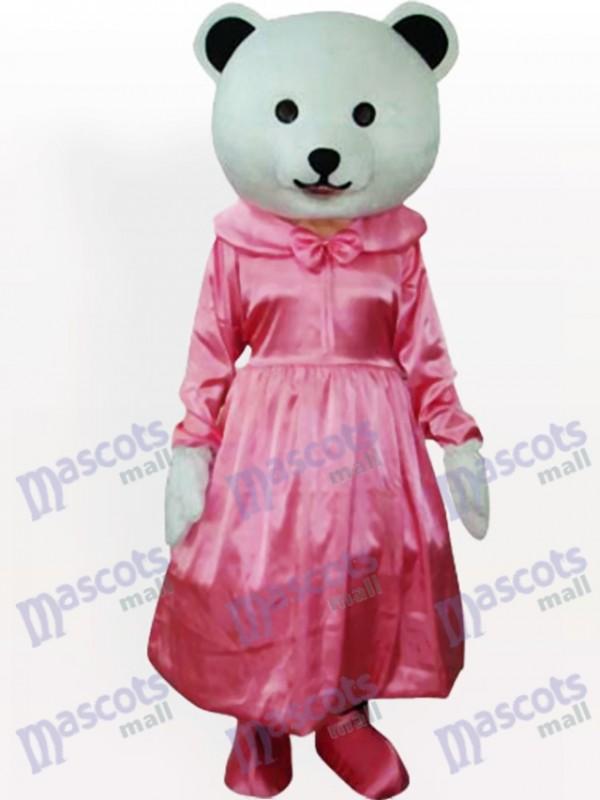 Femme d'Ours Général Costume de mascotte adulte