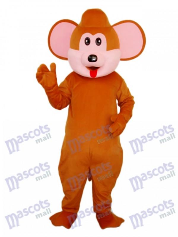 Baba Bear mascotte Costume adulte Animal