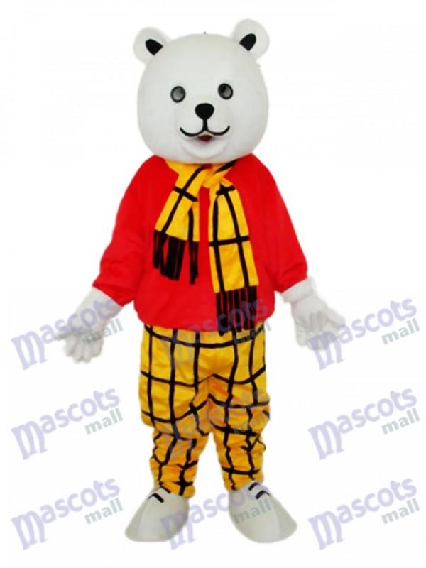 Déguisement Mascotte Ours gratuit Costume Animal