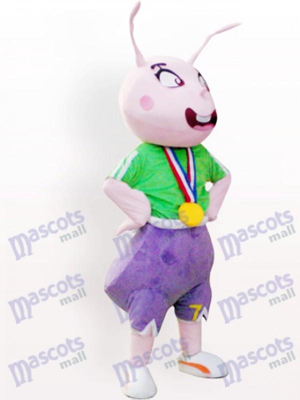 Costume de mascotte adulte Champion Ant Insect