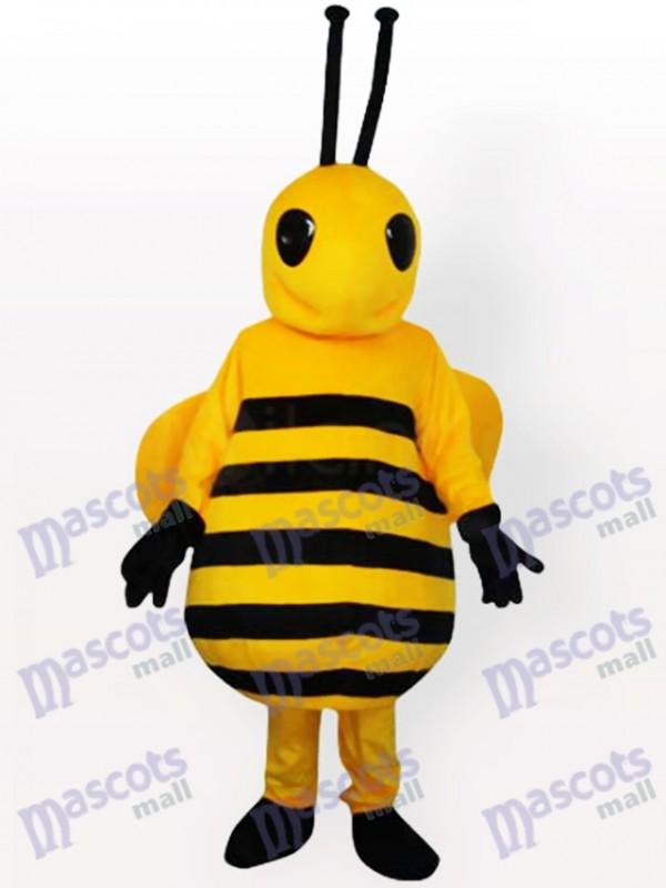 Costume de mascotte adulte petit insecte bug violet