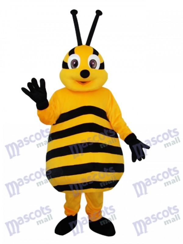 Épines abeille mascotte adulte costume insecte