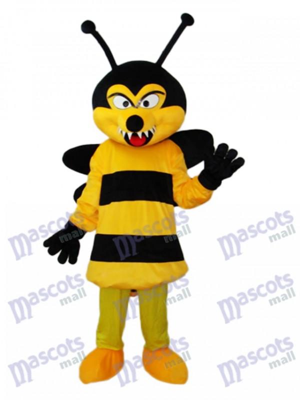 Costume de mascotte Odd Bee Adulte Insecte