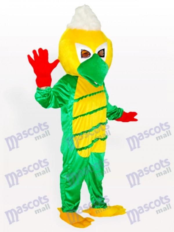 Costume de mascotte d'animal kinky oiseau