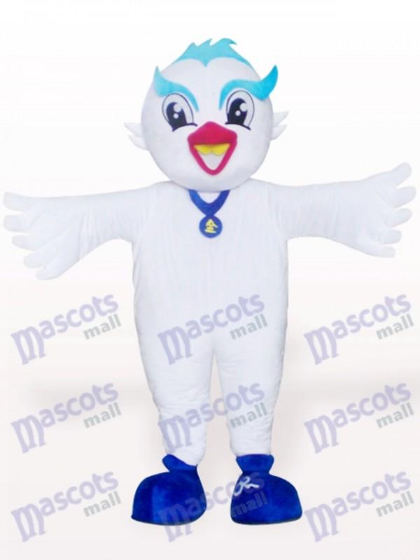 Costume de mascotte adulte Dove Bird