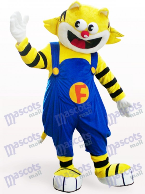 Costume de mascotte adulte F-Cat Animal