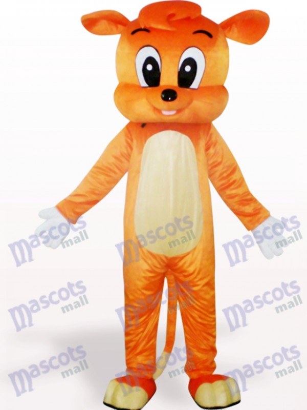 Homer Chat Animal Costume de mascotte adulte