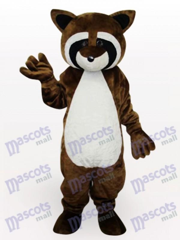Costume de mascotte d'animal étrange chat chat Lynx adulte
