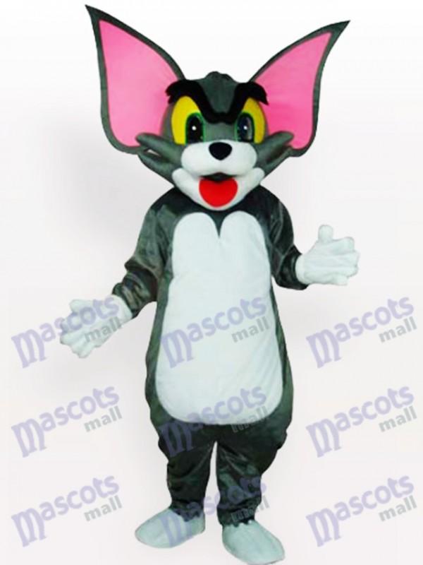 Costume de mascotte Cat Tom pour adulte
