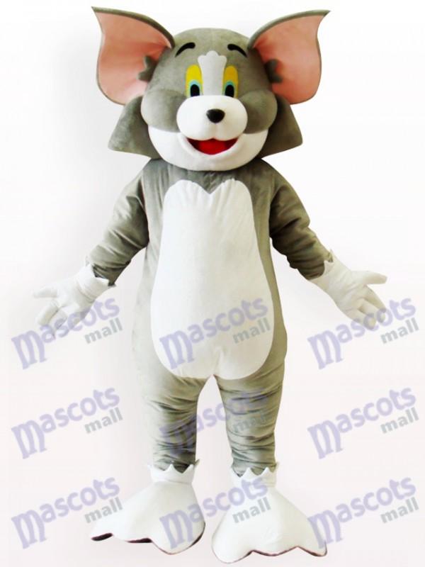 Tom Cat Costume de mascotte adulte de bande dessinée