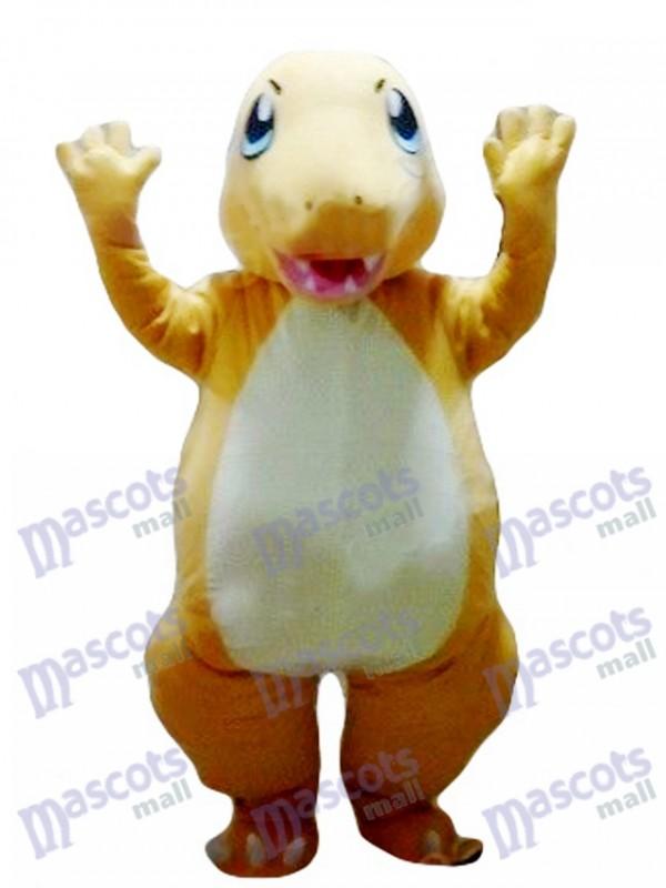 Costume de mascotte de Charmander Pokémon de Pokémon Monstre de poche de GO Mascotte de feu de dragon