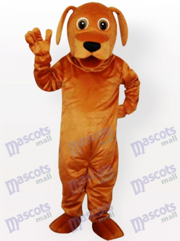 Gros chien Costume de mascotte adulte