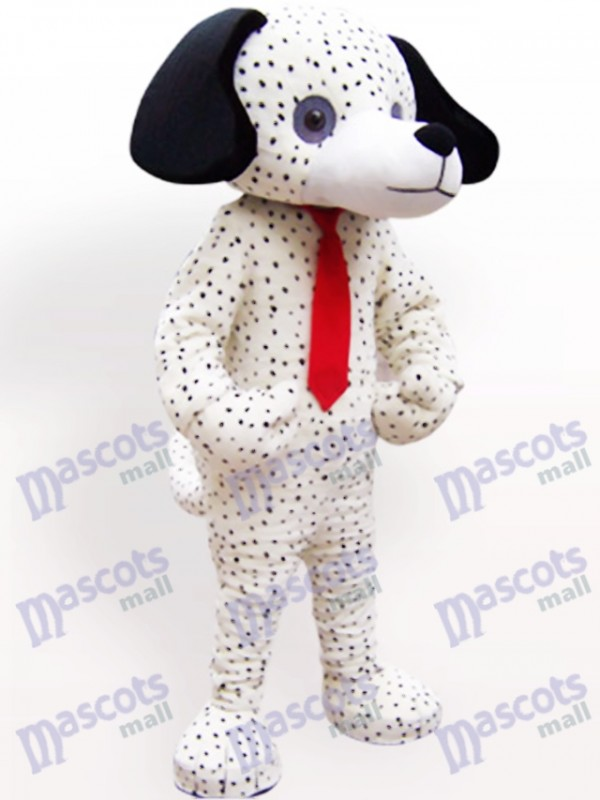 Dalmatien Chien Animal Mascotte Costume