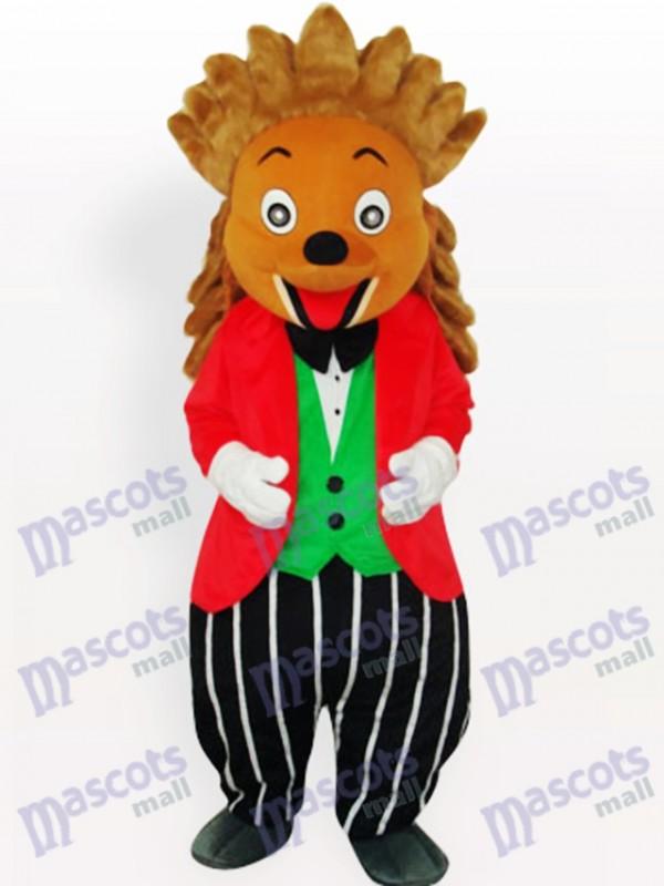 Costume de mascotte adulte petit hérisson