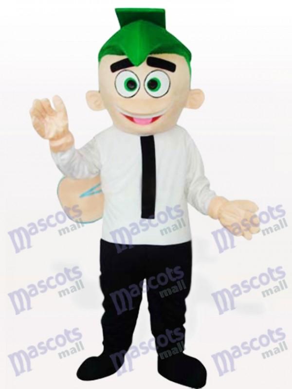 Costume de mascotte adulte grenouille