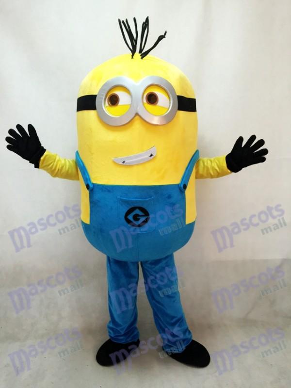 Moi, moche et méchant Despicable Me Minions Costume de mascotte Costume de fantaisie personnalisé