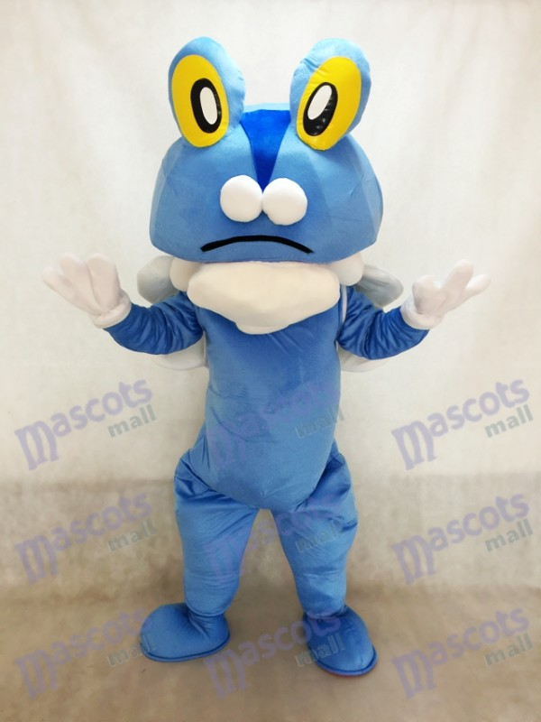 Pokémon bleu Froakie Pokémon Pokémon GO Pocket Monster Costume