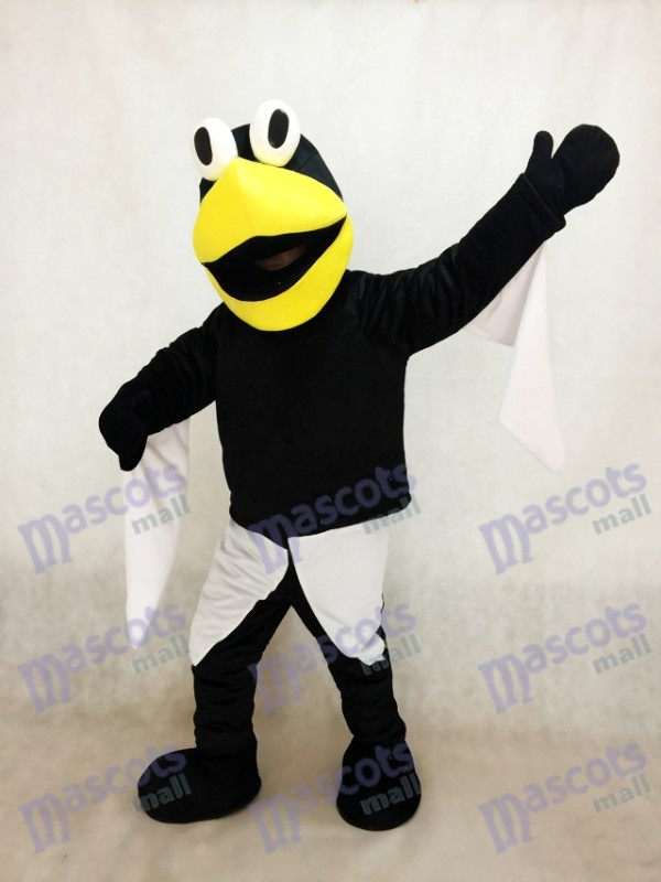 Costume de mascotte Penguin Pete Pittsburgh University