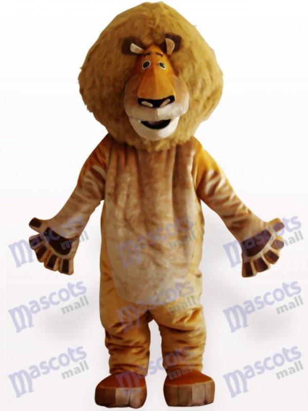 Costume Alex Lion Mascotte Animale