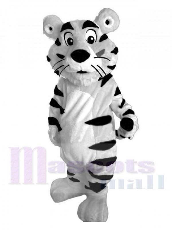tigre maskottchen kostüm
