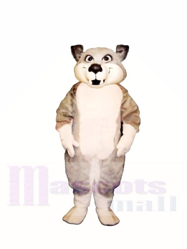 Charley Wolf Costumes De Mascotte