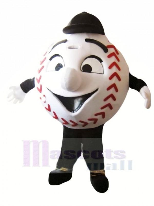 Marrant Base-ball Mascotte Costume Dessin animé