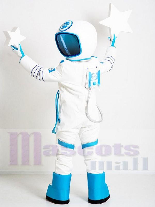 Astronaute costume de mascotte