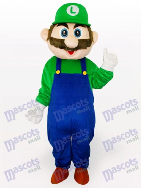 Costume de mascotte adulte Super Mario Bros Anime