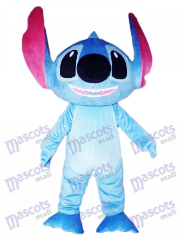 Lilo Stitch Stitch Cartoon Costume de mascotte personnage