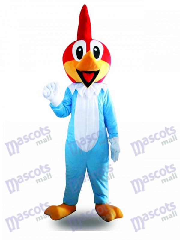 Drôle de canard Cartoon mascotte Costume adulte Animal