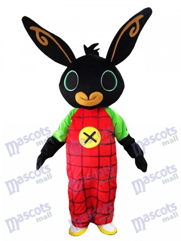 Roger Rabbit BING Costume de mascotte de lapin de Pâques Animal