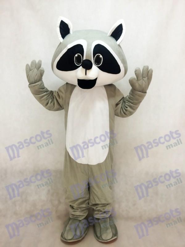 Robbie Costume de mascotte de raton laveur