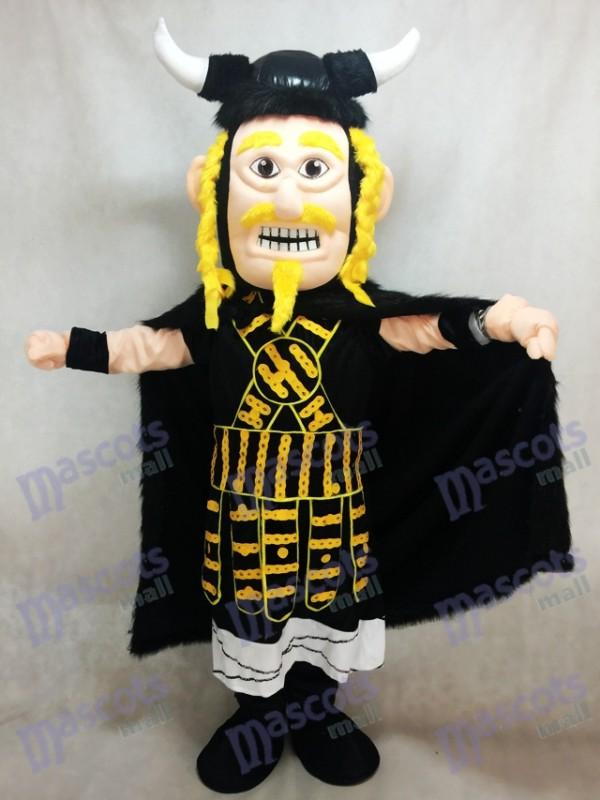 Costume de mascotte de Loki Viking