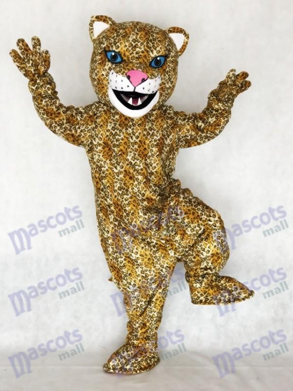 Costume de mascotte Jaguar adulte Animal