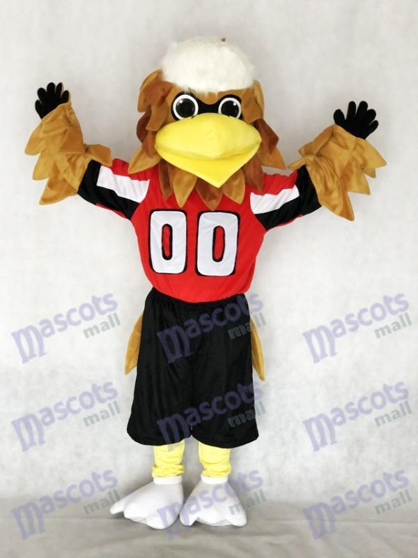 Adulte Nouveau Atlanta Falcons Freddie Falcon Mascotte Costume Animal