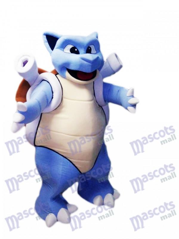 Pokémon Go Blastoise Kamex Squirtle Costume de mascotte
