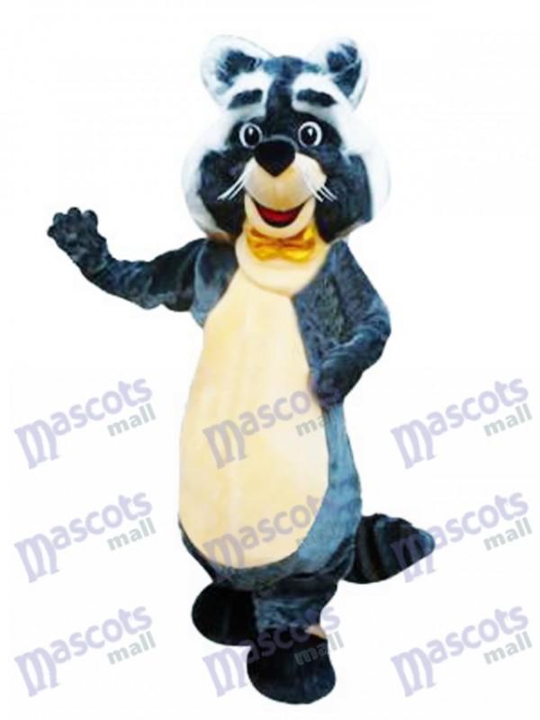 Costume de mascotte Rocky Raccoon Character