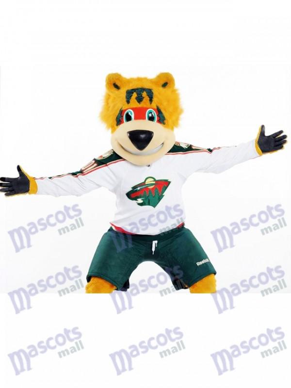 Costume de mascotte sauvage Nordy of Minnesota