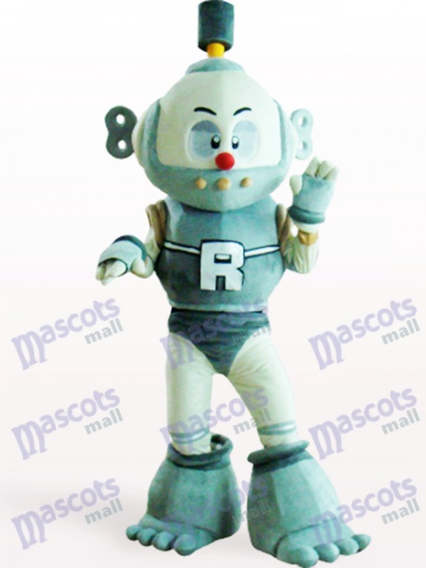 Costume de mascotte adulte Robot Party