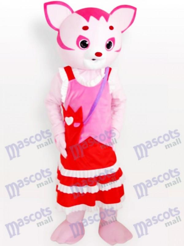 Costume de mascotte adulte Fairy Anime