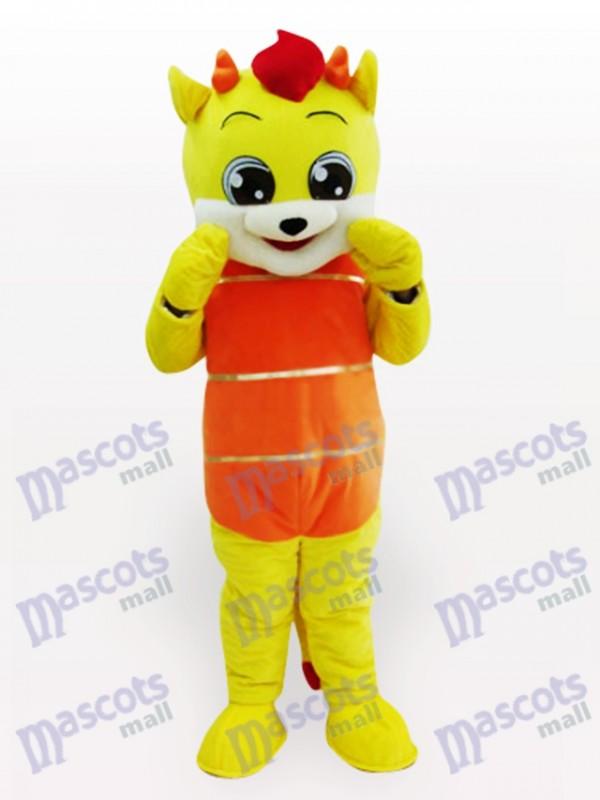Costume de mascotte de fée