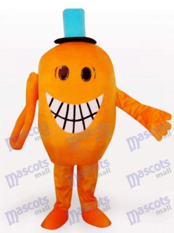 Costume de mascotte adulte Cartoon Tickleer