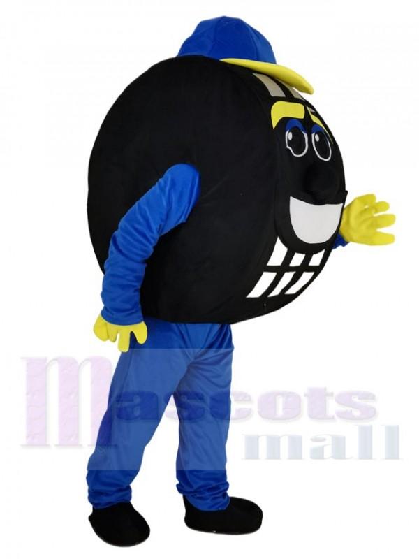 Pneu maskottchen kostüm