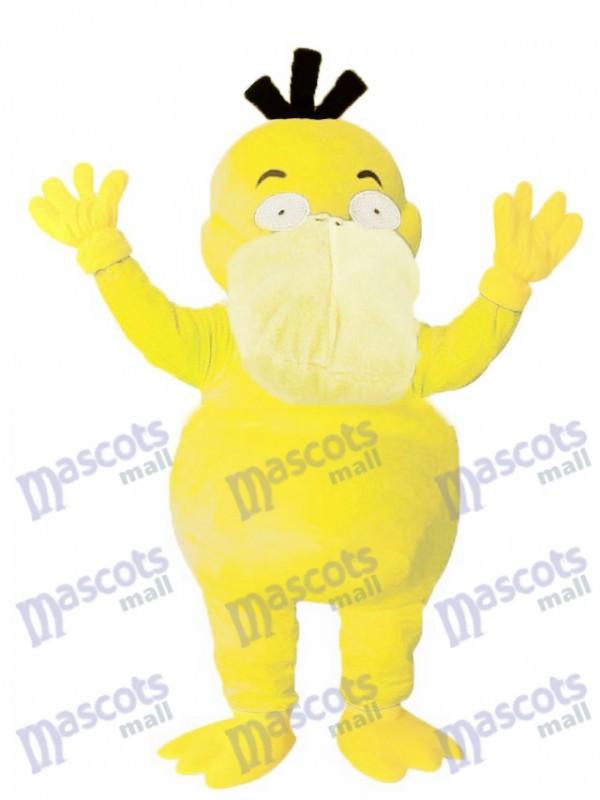 Costume de mascotte de Psyduck Pokemon Pokémon GO Monstre de poche de canard Mascotte d'ornithorynque