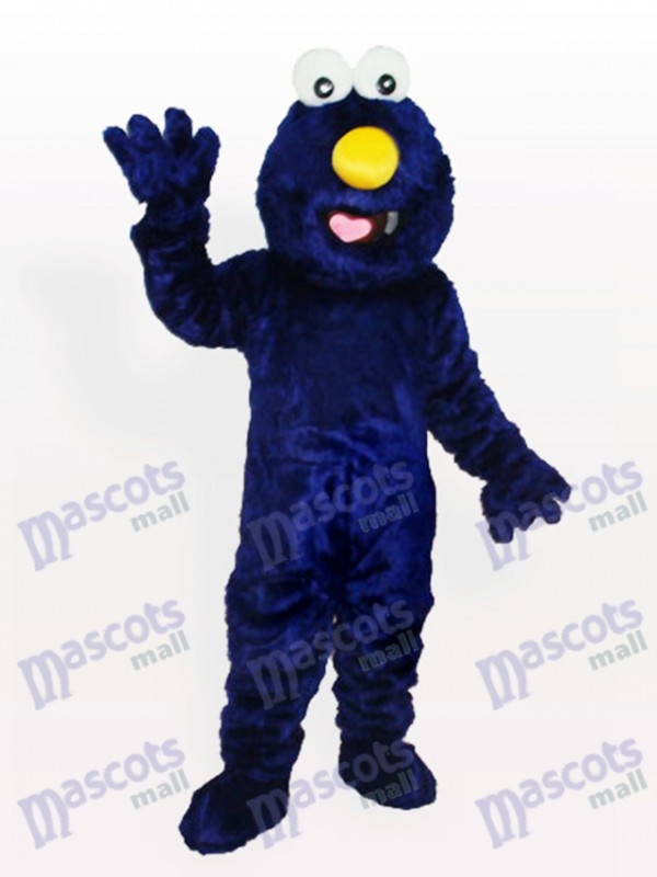 Costume de mascotte adulte Cookie Monster